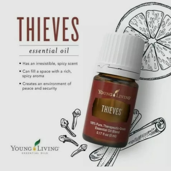 Thieves by Young Living